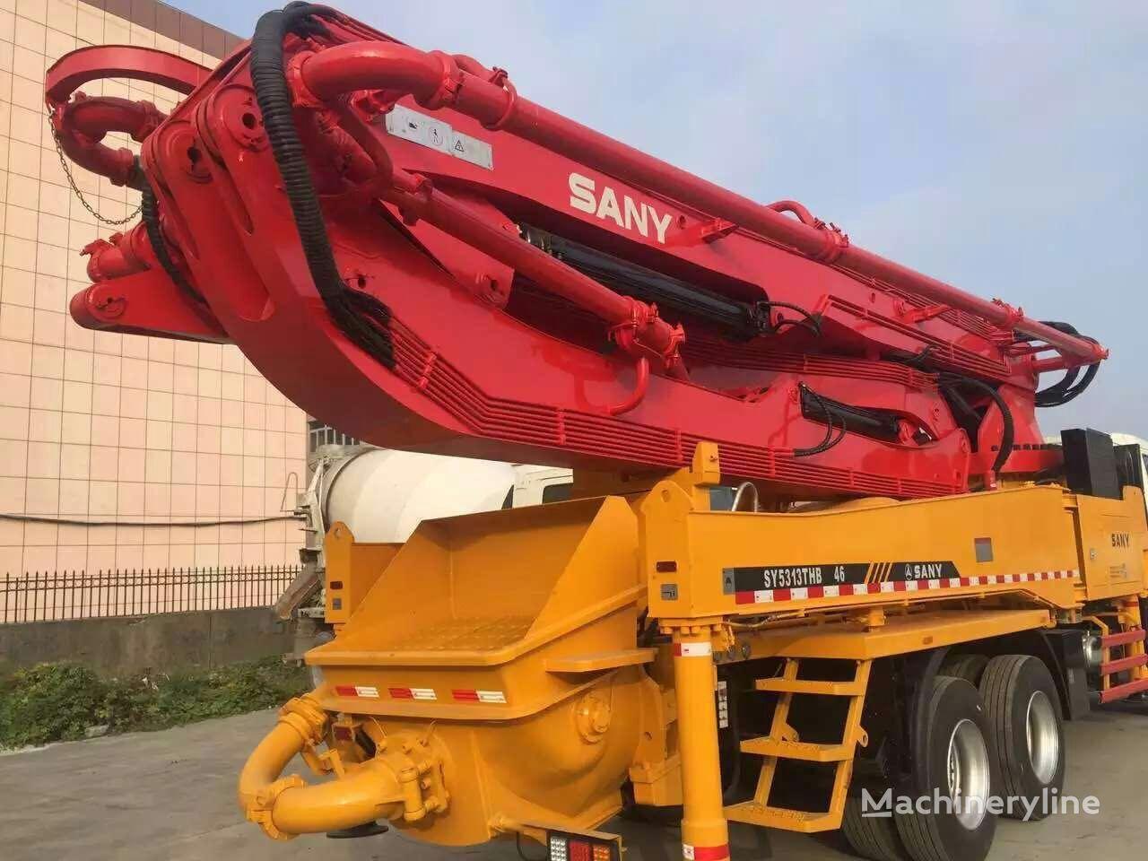 pompa per calcestruzzo SANY SY5313THB 46