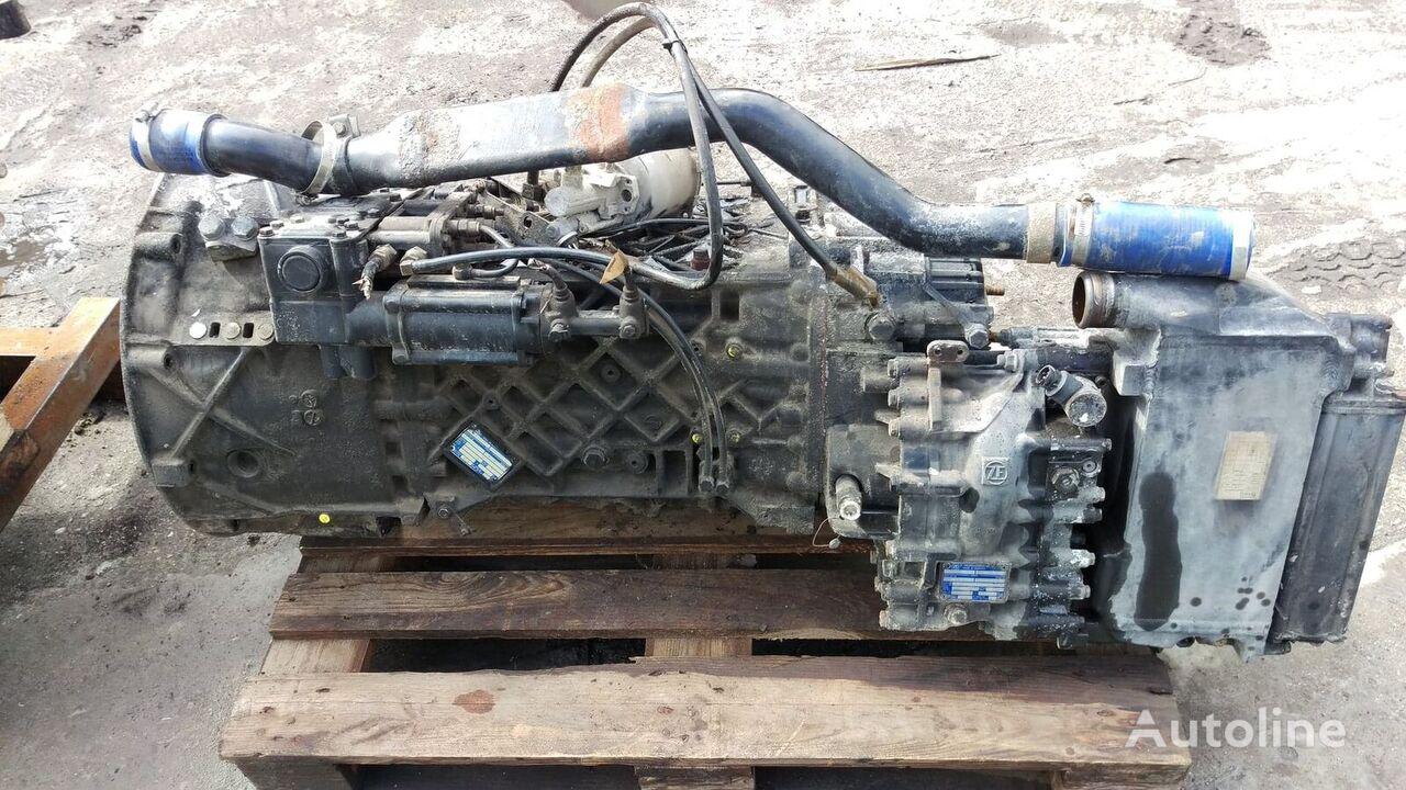 cambio di velocità ZF 16 S 2220 TD per trattore stradale MAN TGA TGX TGS