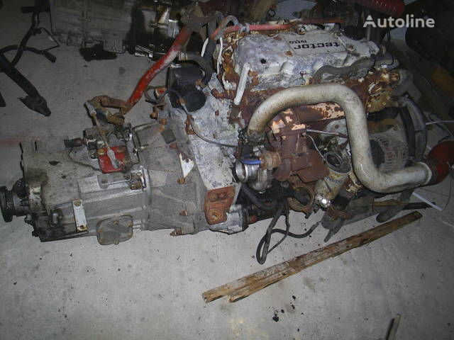 motore IVECO per camion IVECO EUROCARGO 75E17