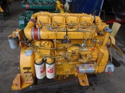 motore LIEBHERR d 904 t per escavatore