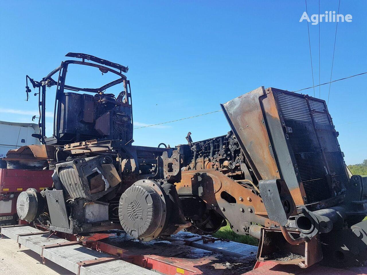 pezzi di ricambi XERION 4000 CLAAS per trattore CLAAS