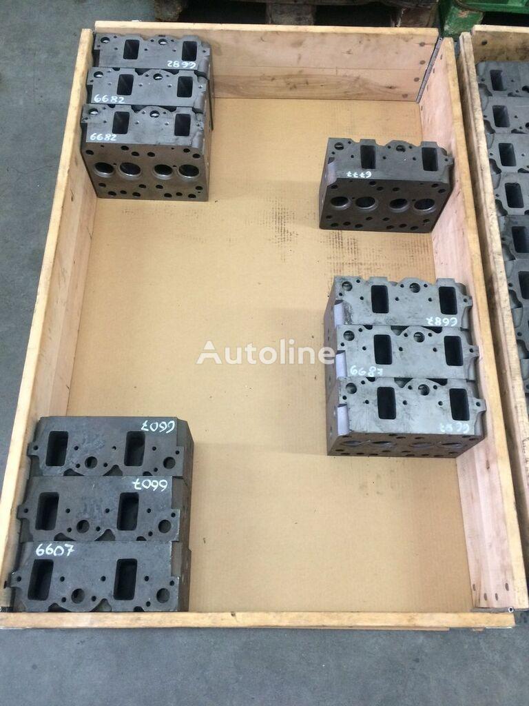 testata motore MAN D0824 / D0826 / D0834 / D0836 per bus e per camion MAN