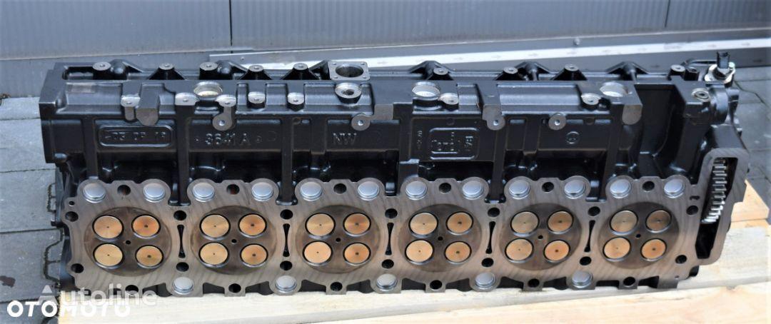 testata motore D20 D20 310 350 390 400 430 per trattore stradale MAN TGA TGS TGX