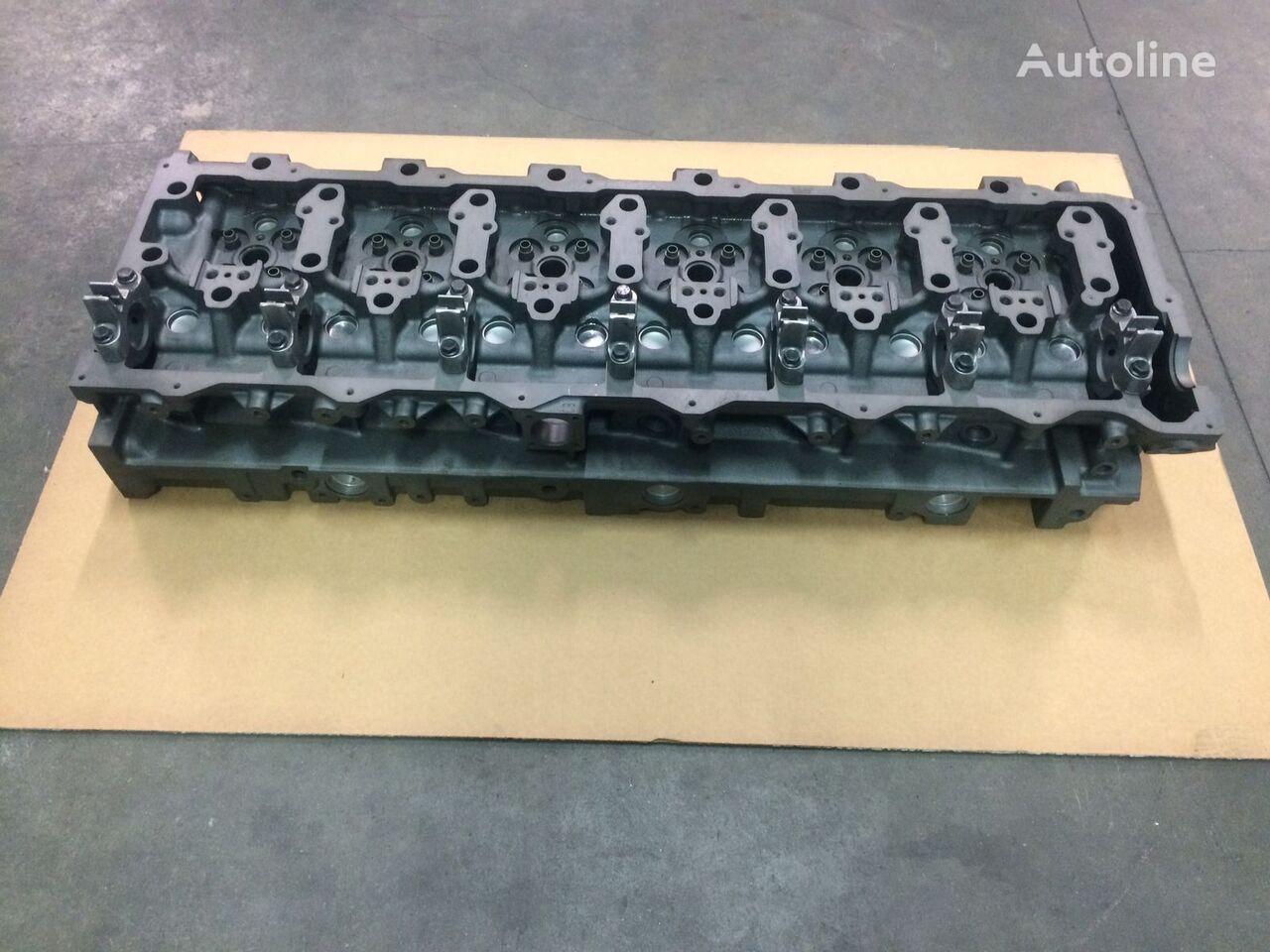 testata motore MAN D2066 / D2676 - NUDA / COMPLETA DI VALVOLE - per bus e per camion MAN