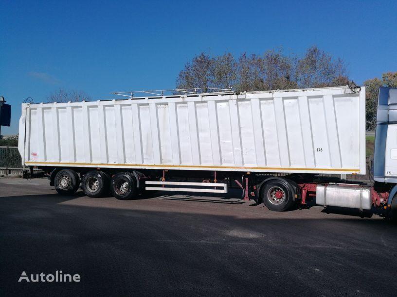 semirimorchio furgone PIACENZA S36A2Z 13,6 MT AUTOCOMPATTATORE PER RIFIUTI, WASTE AUTOCOMPACTOR