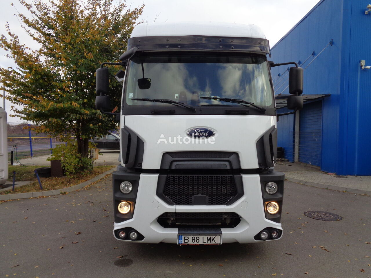trattore stradale FORD Cargo