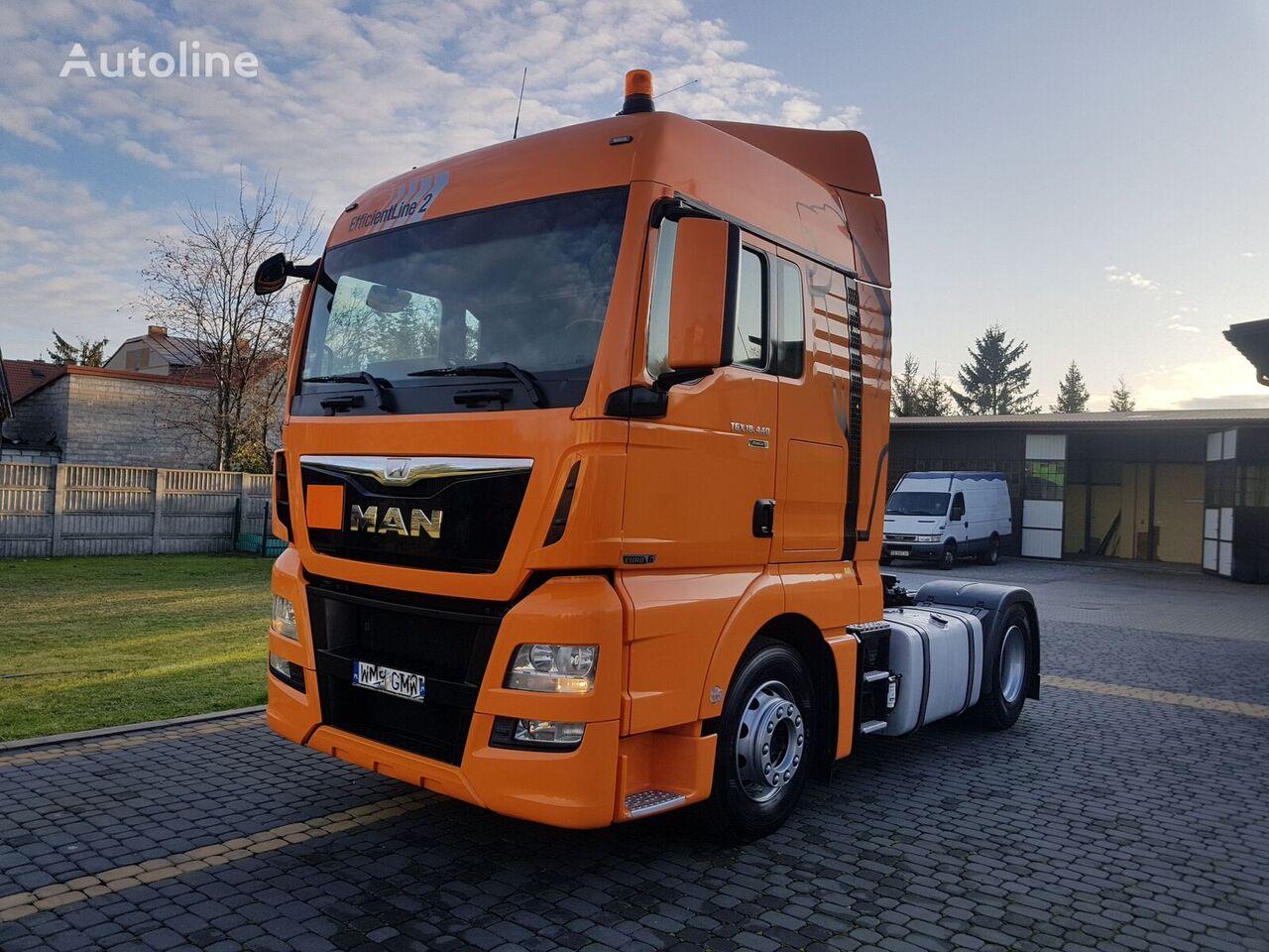 trattore stradale MAN TGX 18.440 E6 FULL ADR  EfficientLine 2 , 2015r