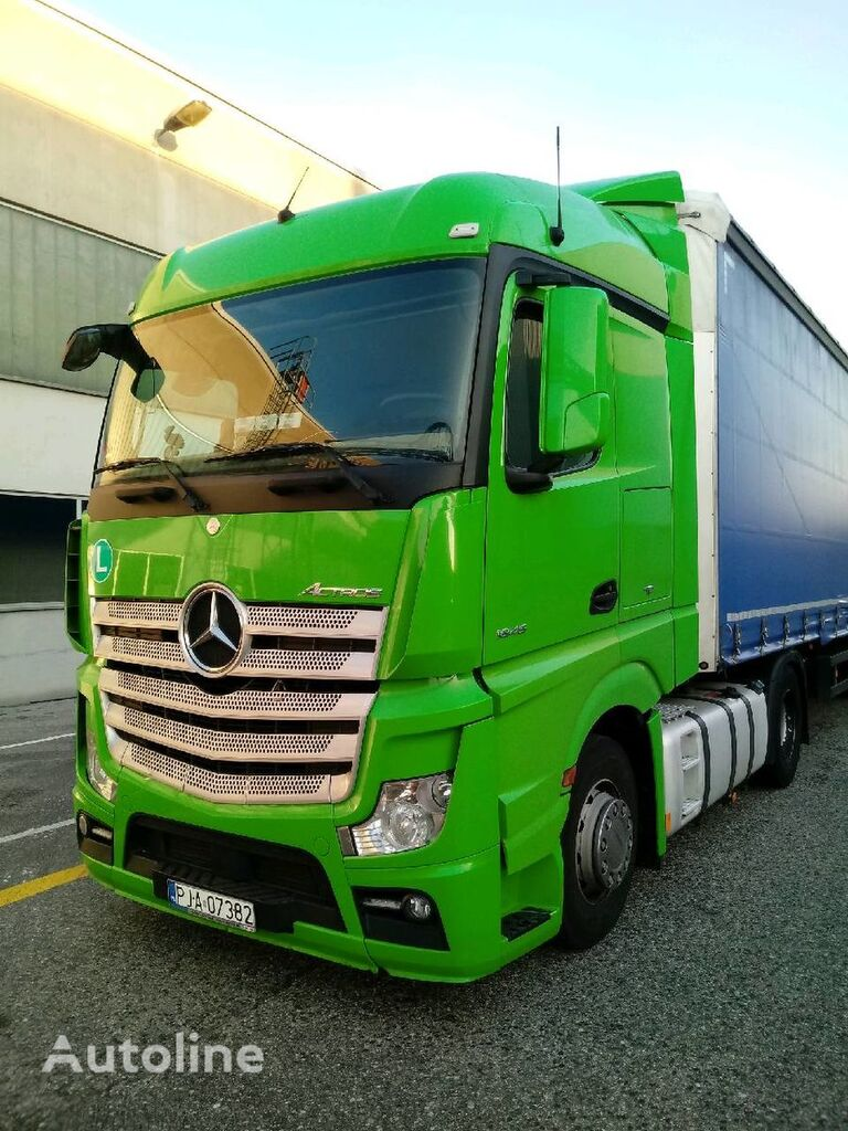 trattore stradale MERCEDES-BENZ Actros 1845 MP 4 DEMO