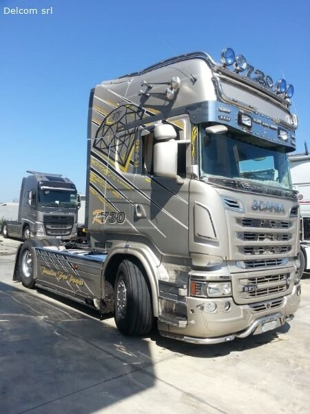 trattore stradale SCANIA R730