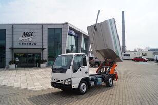 camion ribaltabile < 3.5t ISUZU K 85 Mini Śmieciarka